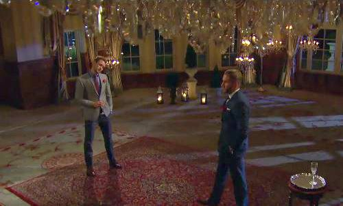 Shawn and Nick The Bachelorette