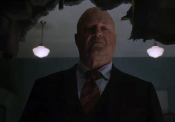 Capt. Barnes on Gotham
