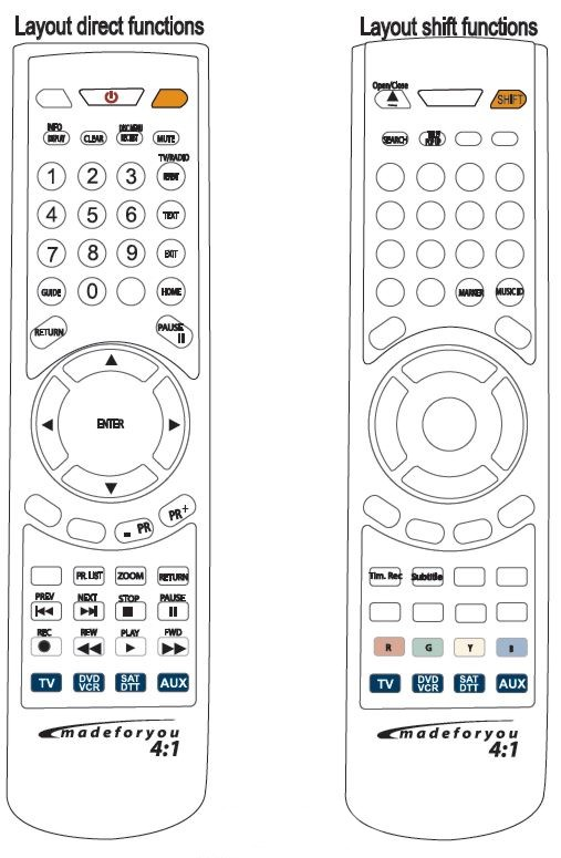 LG REMOTES : Replacement LG Remote Control AKB73796101 RH735T