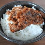 NEXT YAKINIKUカルビ丼