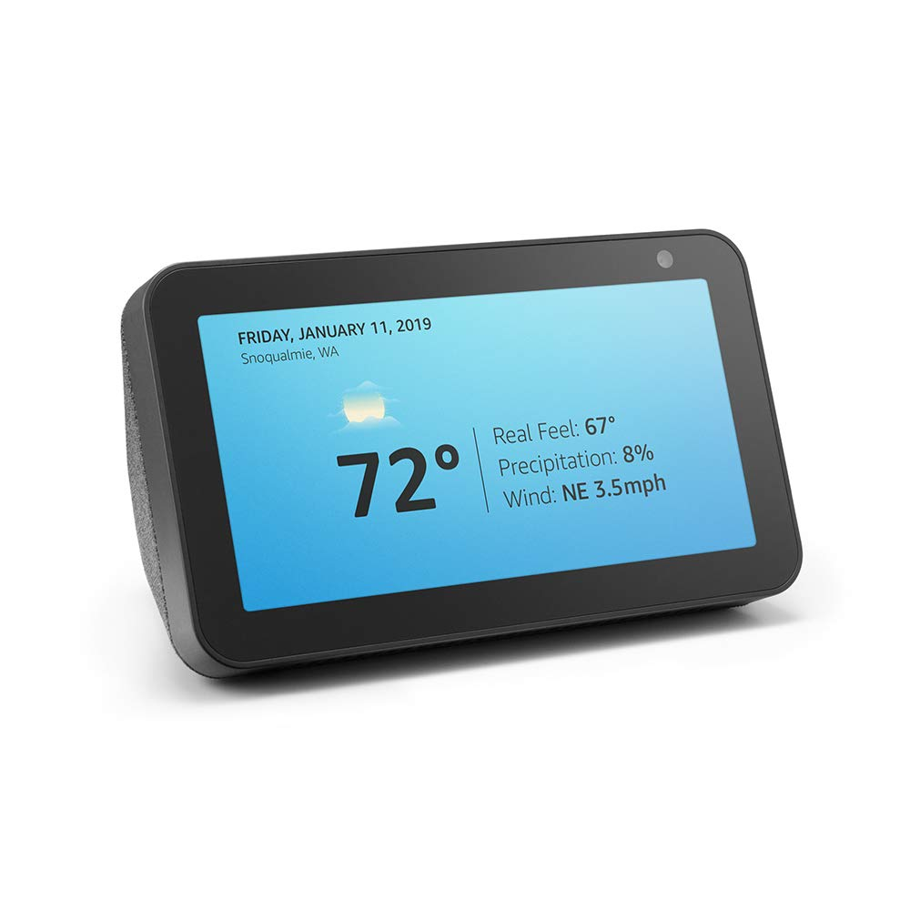 amazon echo show 5 review
