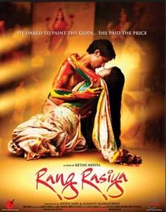 Rang Rasiya movie title song images posters