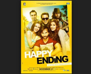 Happy Ending Movie Posters   Images   Wallpaper   Official Trailer   Teaser   2014 movies