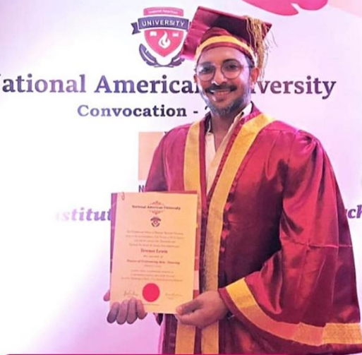 Dancer Terence Lewis is now Dr.Terence Lewis| Doctrate degree