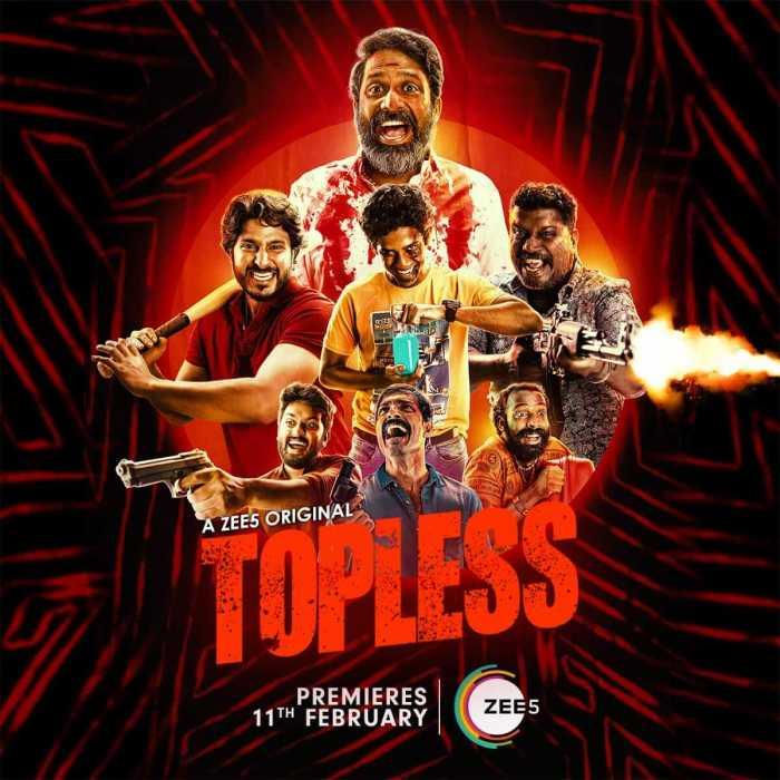'Topless' Zee5 Web Series Wiki, Cast, Story, Plot, Release Date| TvSerialinfo