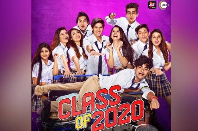 'Class of 2020' ALT Balaji Web Series Wiki, Cast, Release Date, Story, Plot, Reviews | TvSerialinfo