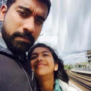 Mona Singh's Husband Shyam Rajgopalan's Daughter Pics, Images | TvSerialinfo
