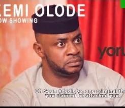 Kemi Olode [Yoruba Movie]
