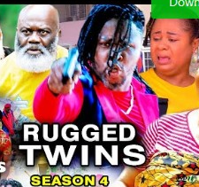 Rugged Twins Season 3 & 4 [Nollywood Movie]