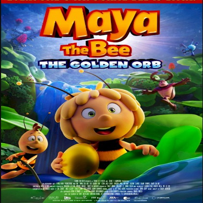 Maya the Bee The Golden Orb (2021)