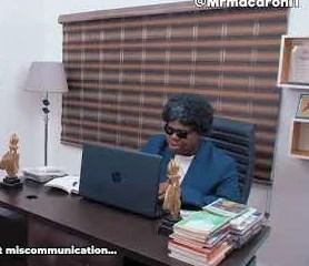 Mr Macaroni - Breastina Udoka [Comedy Video]