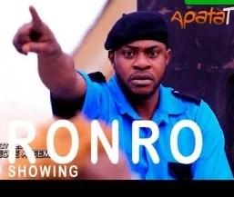 Oronro [Yoruba Movie]