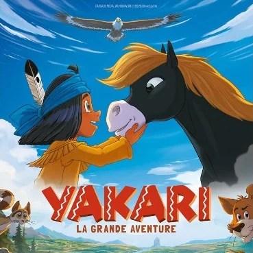 Yakari A Spectacular Journey (2021)