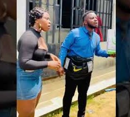 Oga Sabinus Disobey's Instruction - Mr Funny [Comedy Video]