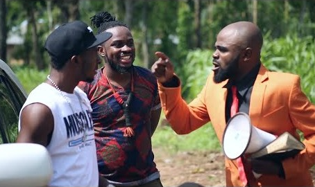 Chief Imo Comedy - Confess Your Sin Pastor And Be Saved [Comedy Video]