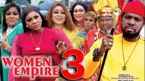 Women Empire Season 3 & 4 [Nollywood Movie]