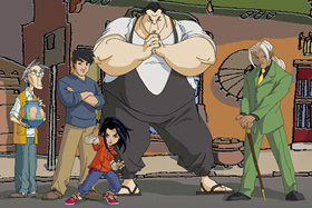 jackie chan adventures canceled