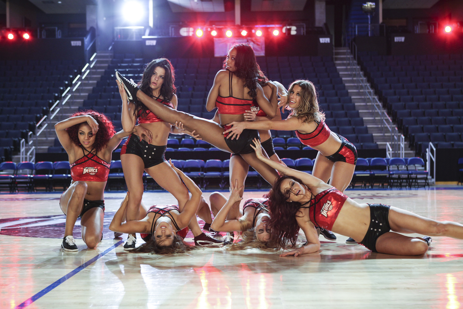 Hit the Floor on VH1 season two
