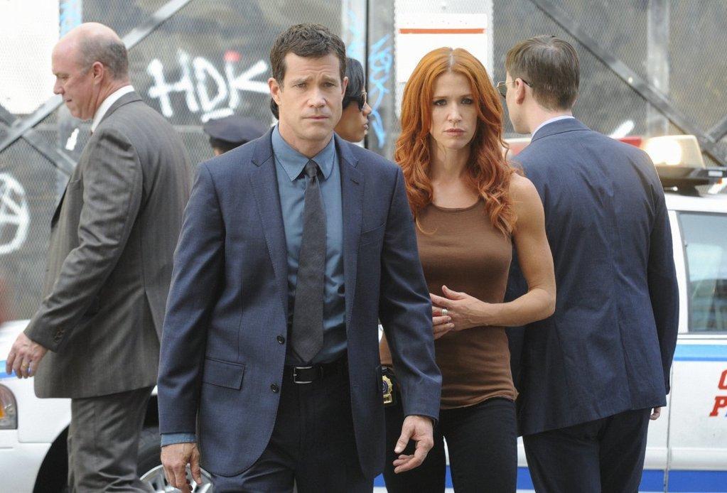 Unforgettable TV show on CBS canceled no season four
