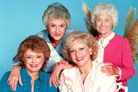 Image result for the golden girls tv series