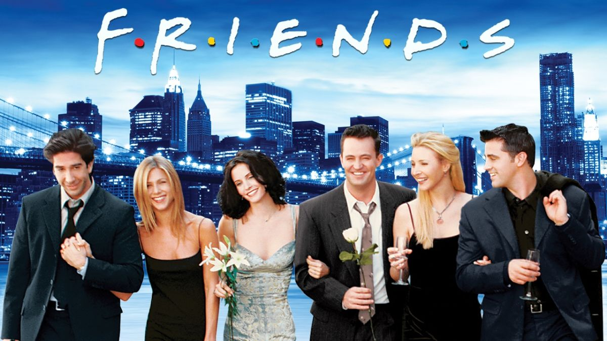 friends the one with
