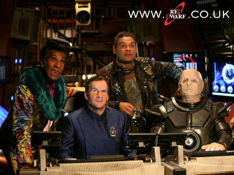Red Dwarf: Summer 2016 Premiere for Series XI? - canceled ...