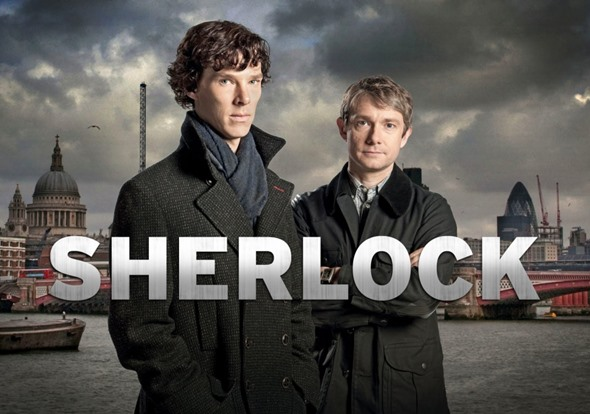 Image result for sherlock series