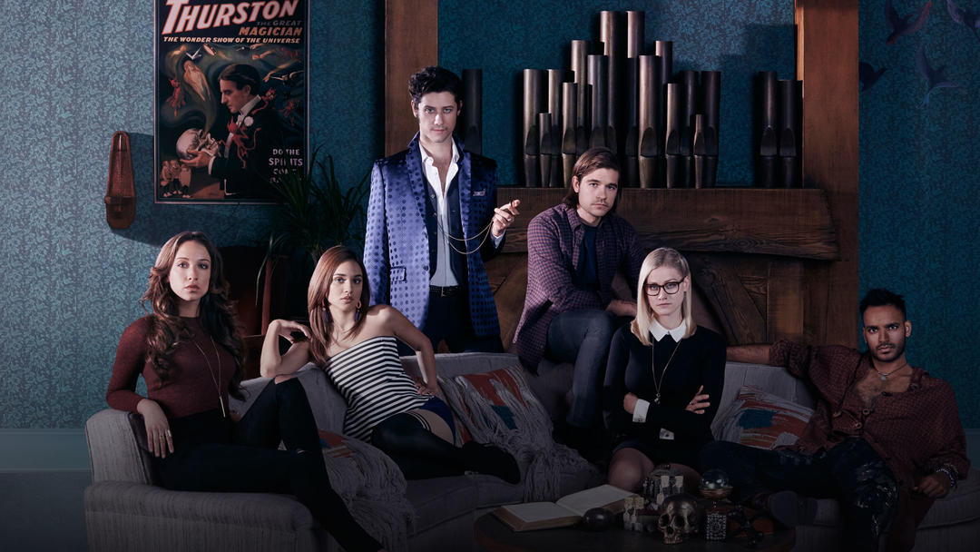 Image result for magicians tv