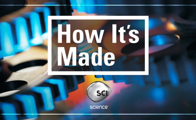 How It S Made Season 14 Coming To Science Channel