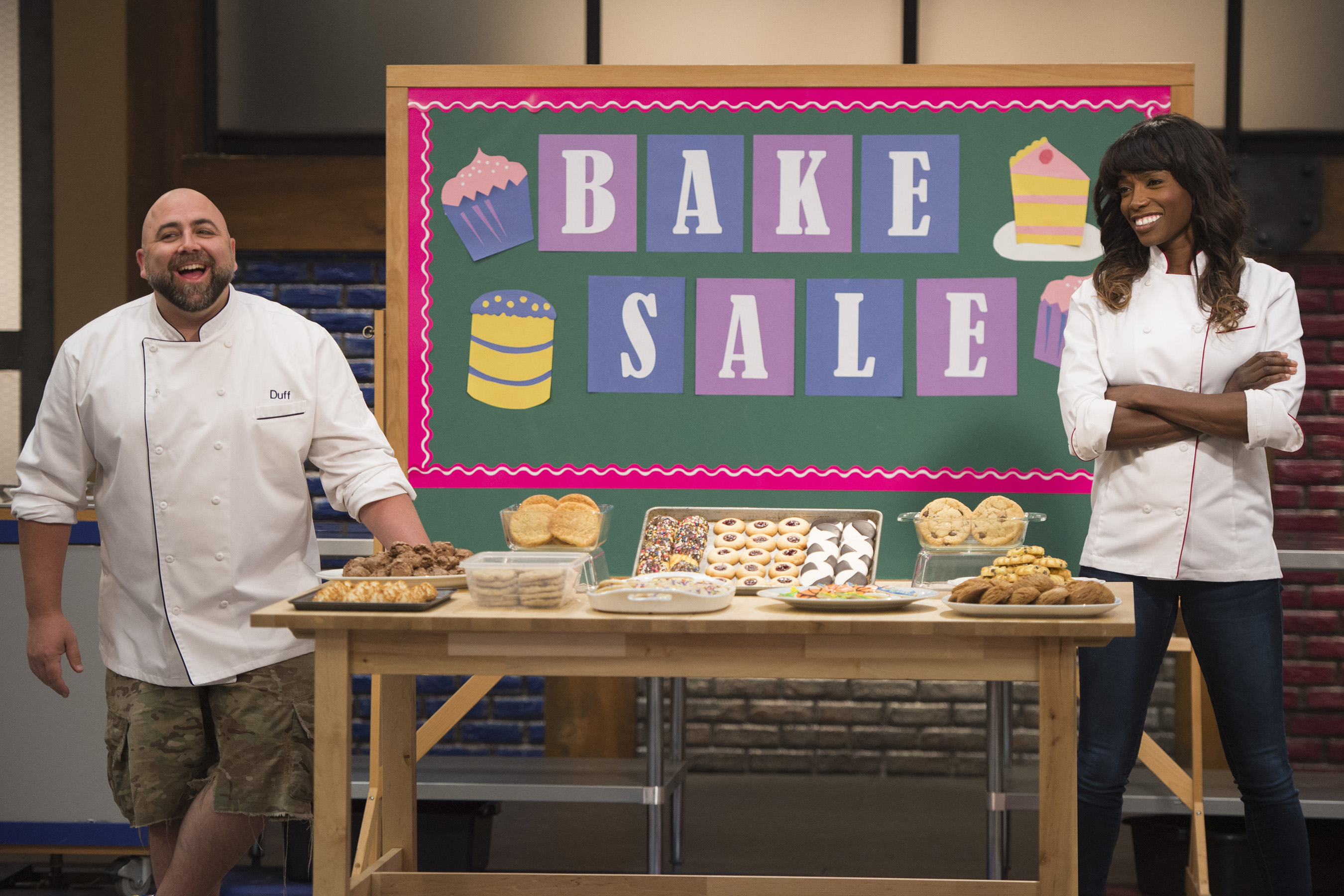 Worst Bakers in America New Food Network Competition