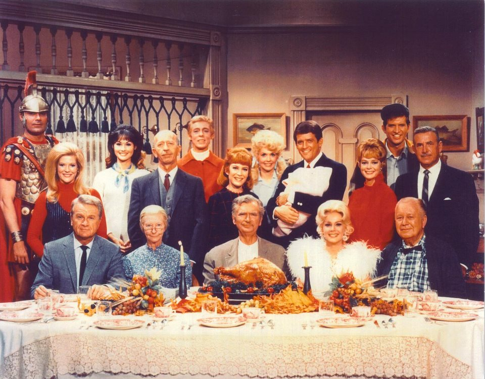 Green Acres Petticoat Junction Beverly Hillbillies When the CBS Shows Shared Thanksgiving