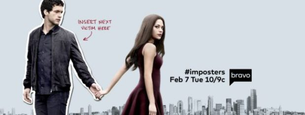 Imposters TV show on Bravo: ratings (cancel or season 2?)