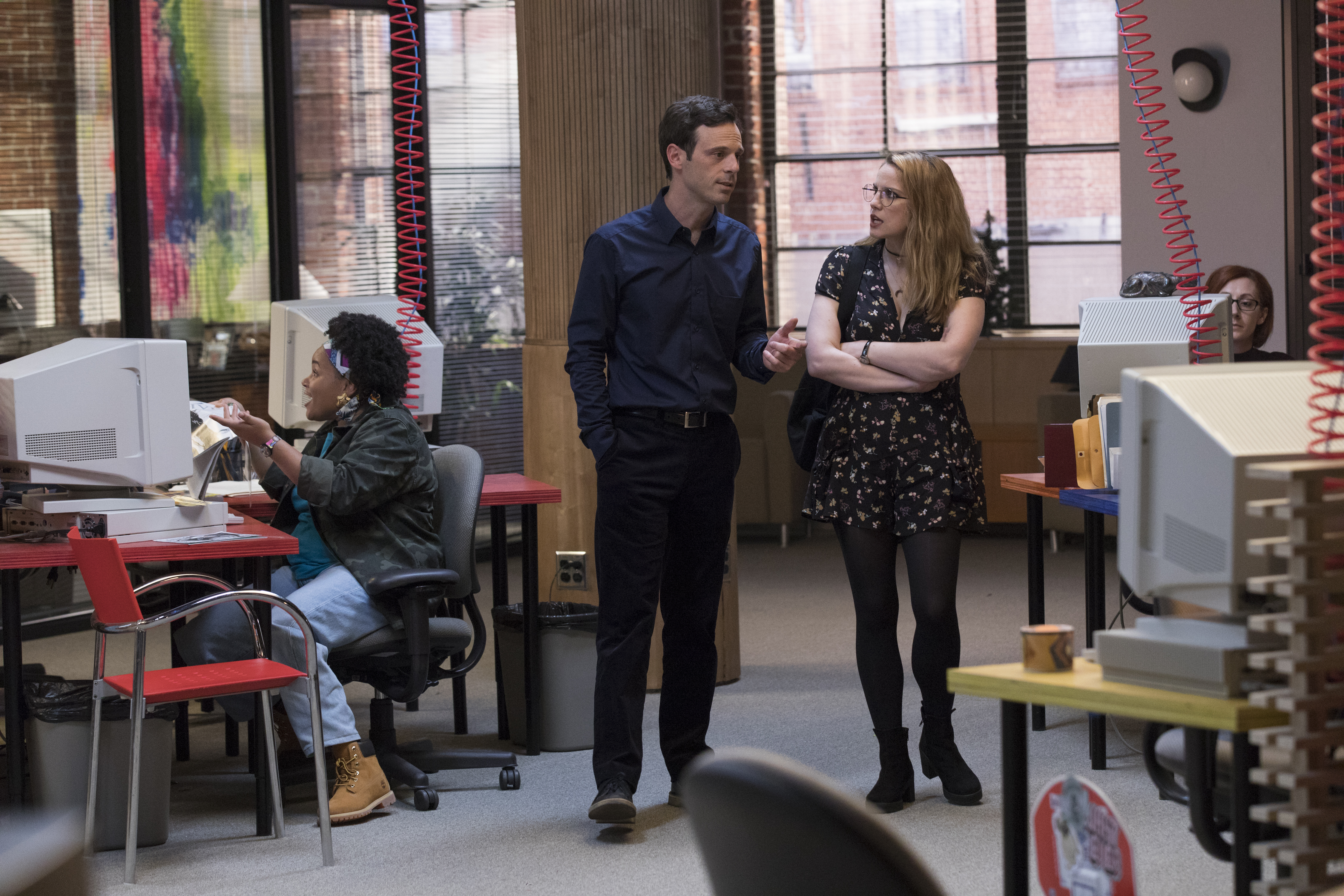 Halt and Catch Fire: the Fourth and Final Season Debuts on AMC in August (Teaser & Photos) - canceled TV shows - TV Series Finale