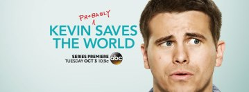 Image result for kevin probably saves the world