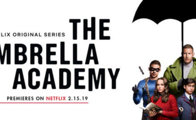 The Umbrella Academy Tv Show On Netflix Season One Viewer