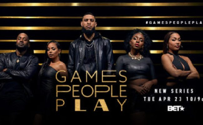Games People Play Tv Show On Bet Ratings Cancel Or
