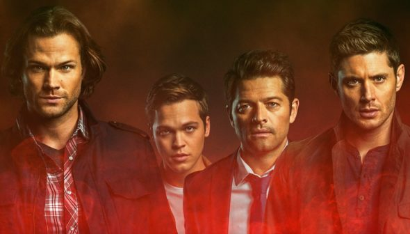 Supernatural TV show on The CW: canceled or renewed for season 16?