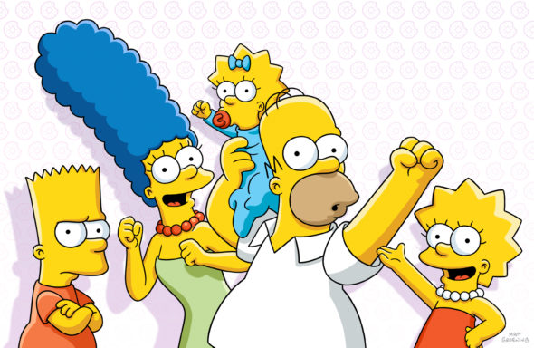 The Simpsons TV show on FOX: season 32 ratings