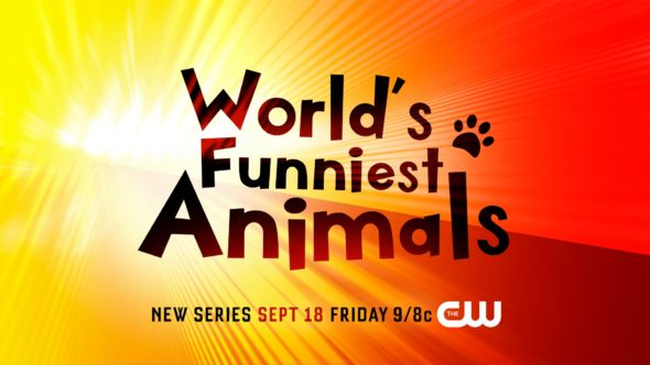 World's Funniest Animals TV show on The CW: season 1 ratings