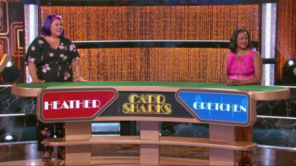 Card Sharks TV show on ABC: canceled or renewed?