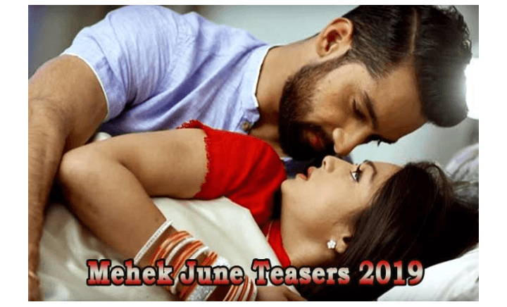 Mehek Teasers for June 2019 On Zee World