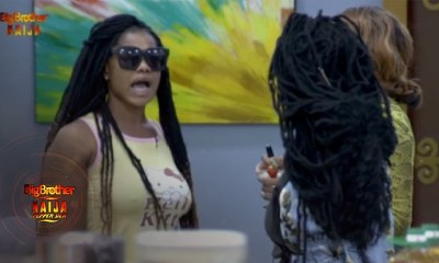 BBNaija 2019: I can comfortable pay him monthly - Tacha fires at Seyi