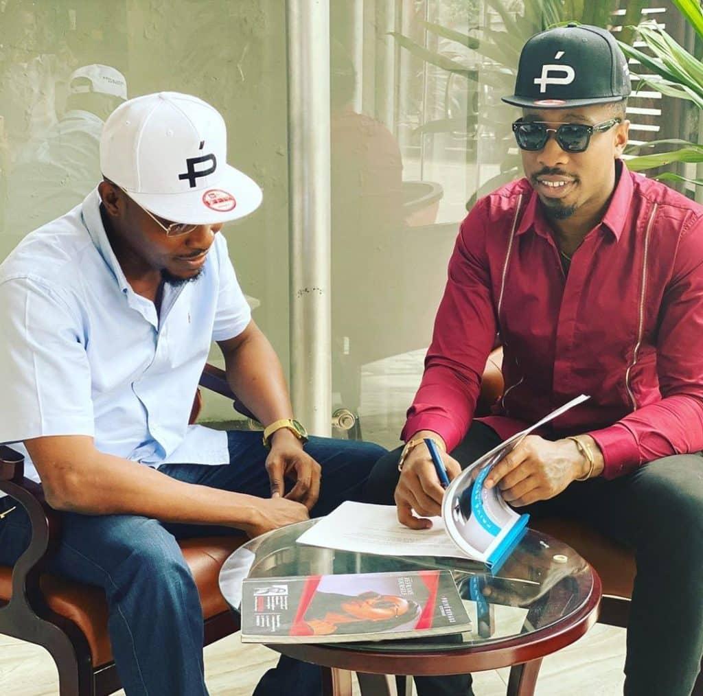 BBNaija's Ike becomes Ambassador of PriverevauxNg