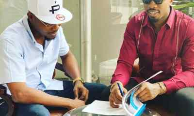 BBNaija's Ike becomes Ambassador of PriverevauxNg