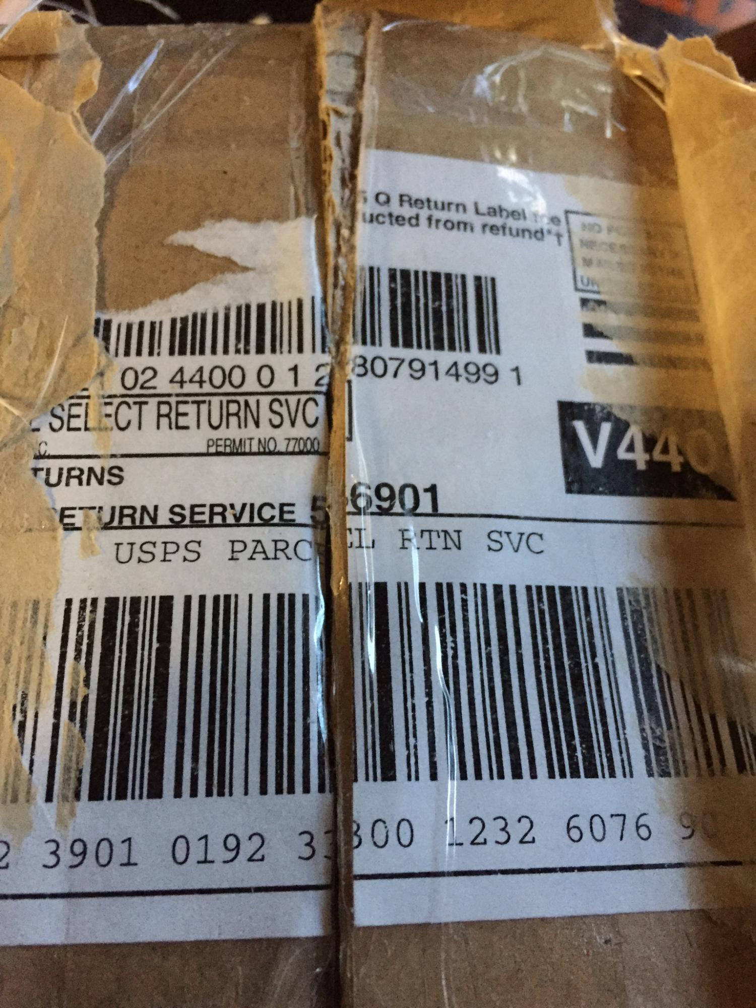 Qvc Return Label : return, label, Return, Shipping, Label, Labels, Database