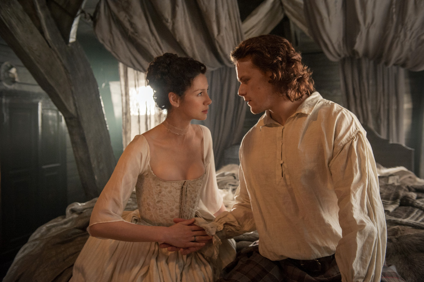 'Outlander:' 5 reasons Claire & Jamie are TV's most ...