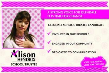 Vote Alison Hendrix promo