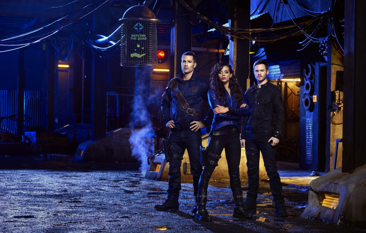Dark Matter, Killjoys