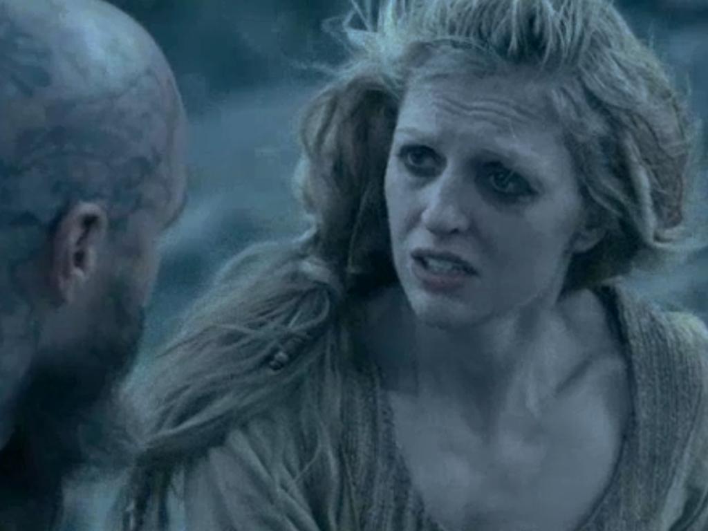 Maude Hirst of 'Vikings' on Helga's love, loss | TV Show Patrol