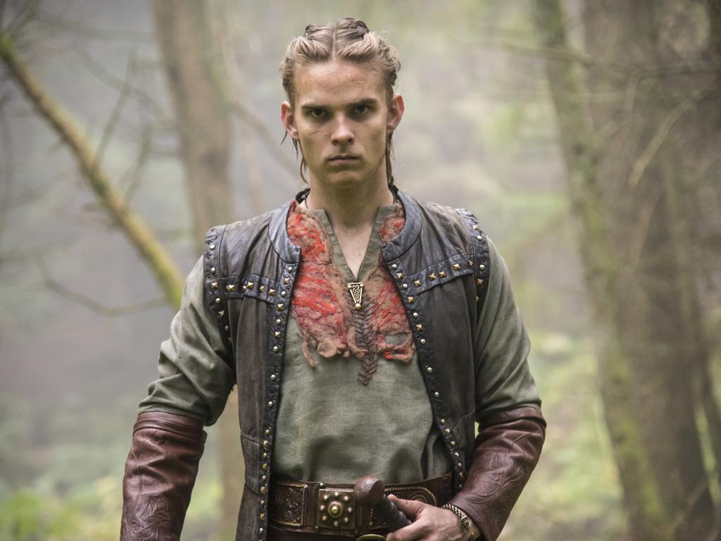Ragnar's sons grow up in 'Vikings' | TV Show Patrol